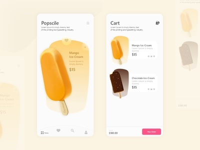 Cart Design cart ui cart online shopping grocery app ecommerce app ux design agency uxui uxdesign