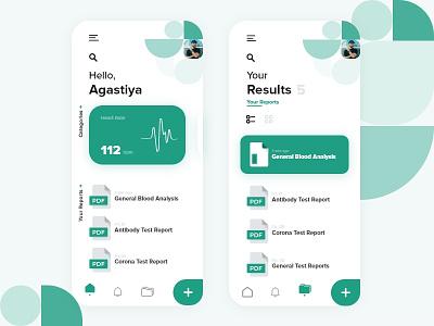 Healthcare App online consultancy mobile app ui uidesign ux design consultancy app online doctor healthcare app