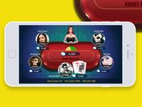 Poker Game Screenshot