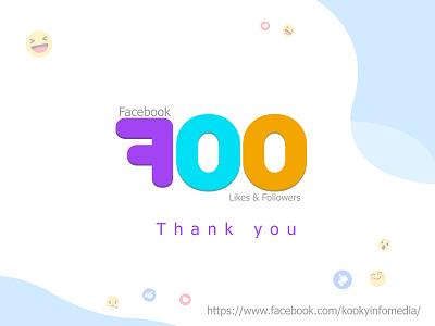 700 Facebook Likes app design icon flat design photoshop typography ux ui 2d art illustration animation branding ui  ux design banner design dribble likes facebook ad graphic  design followers likes facebook