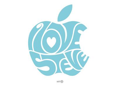 Tribute steve jobs tribute graphic design naples