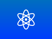 atom + gear