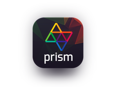 Prism Plus Icon finance icon android ios mobile finance app