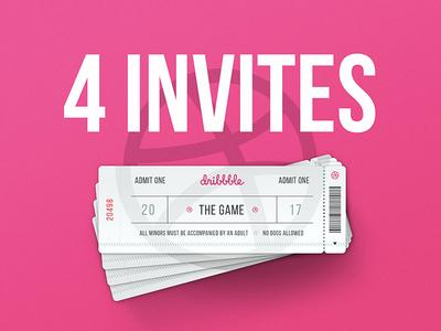 Dribbble Invites Available portfolio invites dribbble