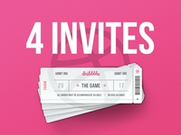 Dribbble Invites Available portfolio invites dribbble