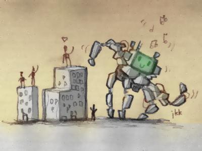 Dancingrobot