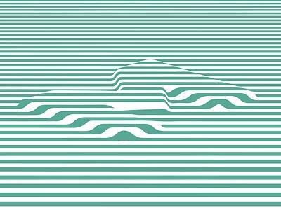 A thing m stripes thing