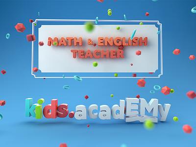 Hiring teachers kids academy teacher