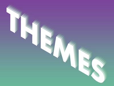 Haunted Themes showcase themes showcase portfolio