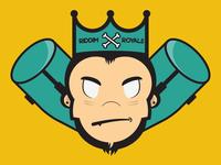 Riddim Royals Logo