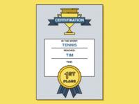Sport Certification