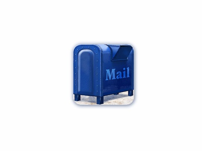 Email Icon skeuomorphic mail email email icon icon