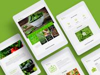 Afro Gourmet Website