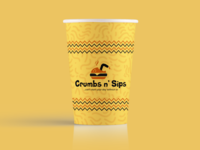 Cups for Crumbs n' Sips