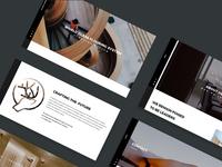 Website for DeepRoche