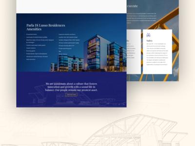 Ultimus Construction website