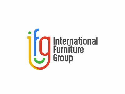 International Furniture Group Logo Design.