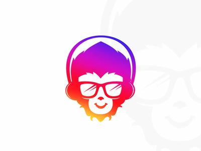 Music Monkey Logo.