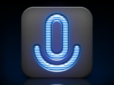 vRec App Icon