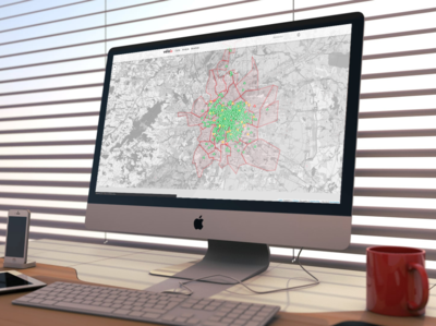 Velo'v - Map velov lyon website map bike
