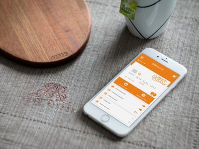 Zest Bank - Mobile App Concept ui mobile ui mobile app mobiile bank card bank app bank adobexd