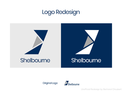 Shelbourne Development Logo Redesign - Full Preview redesign vector design logo branding adobexd