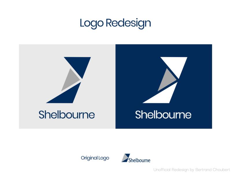 Shelbourne Development Logo Redesign - Full Preview redesign vector design logo branding adobexd