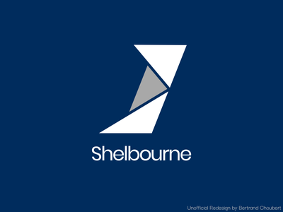 Shelbourne Development Logo Redesign - Dark Preview adobexd branding logo design vector redesign
