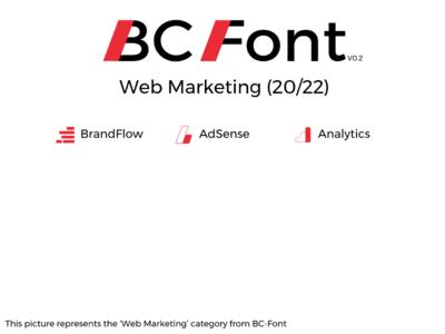 BC-Font : Web Marketing
