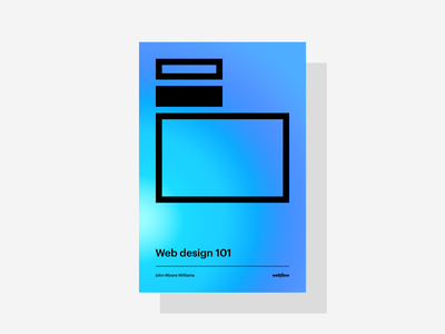 NEW book covers webflow gradients color consistency woot woot cover art ebook