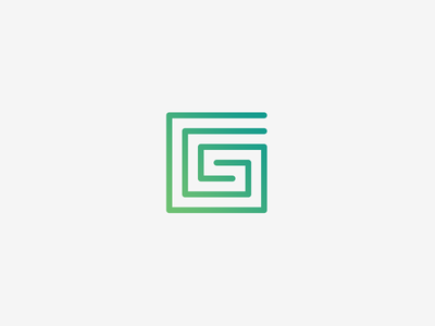 G Logo Design type grid g letter letter design logo simple minimalistic illustrator vector