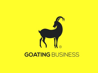 Goats logo business Goat logo