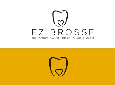 Toothbrush E-commerce company logo creation