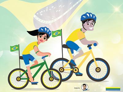 Brazilian Cyclist brazilian cyclist brasil women jersey brazil jersey brazil fan brazil football team