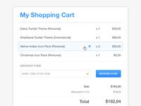 Shopping Cart [Freebie]