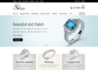 Jewellery Website (Archive 2013)