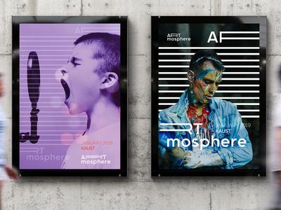 Artmosphere Identity Design