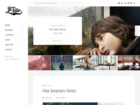 Erito - WordPress Personal Blog Theme