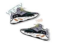 9e794c574 Yeezy 700 Designs on Dribbble
