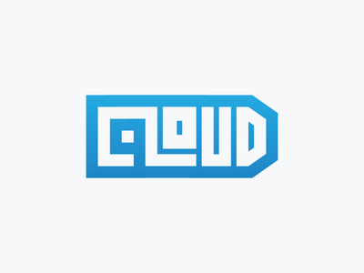 Playing with Negative Space Type for Cloud9