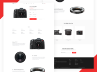 Camera Pages