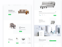 Furniture interface design