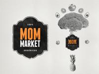Mom Market *Branding