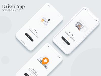 Workflow App Screens