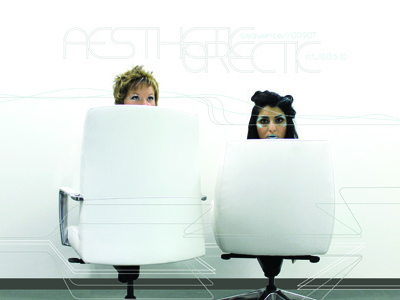 Aesthetic Orectic robot space photography conceptual dolls white blue future contemporary