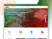 NGTS  Ui design for Website