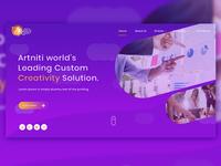 Artniti Design UI Design