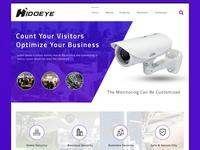 Camera Security HIDOEYE Web User Interface