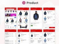 Shopping Android UI