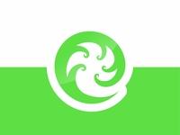 Koru Fern leaf